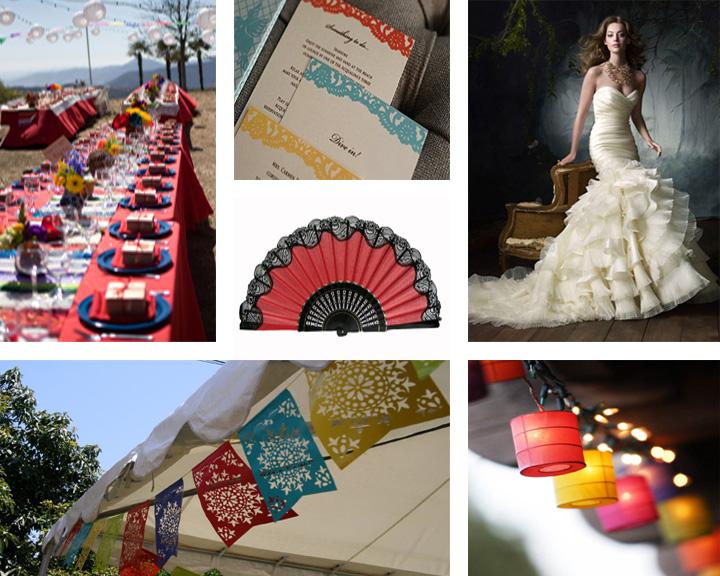 Fiesta Friday Spanish Wedding Inspirations