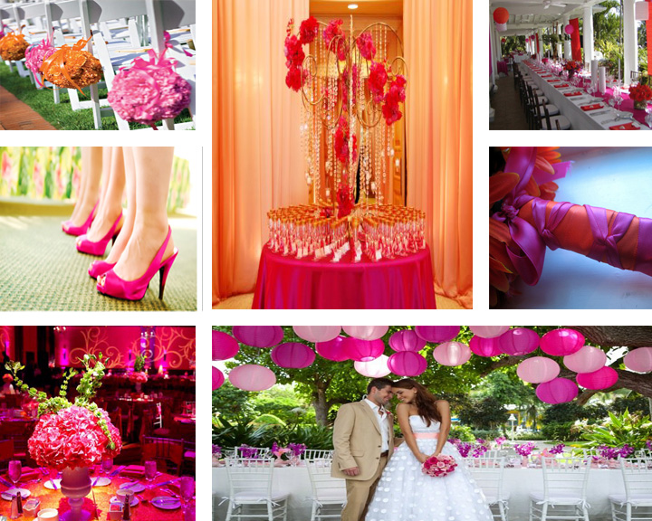Wedding decoration ideas pink and orange images wedding dress wedding decoration ideas pink and orange images wedding dress decoration and refrence junglespirit Image collections