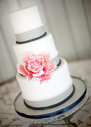 blush pink and grey wedding cake peony wedding cake inspirations 12042